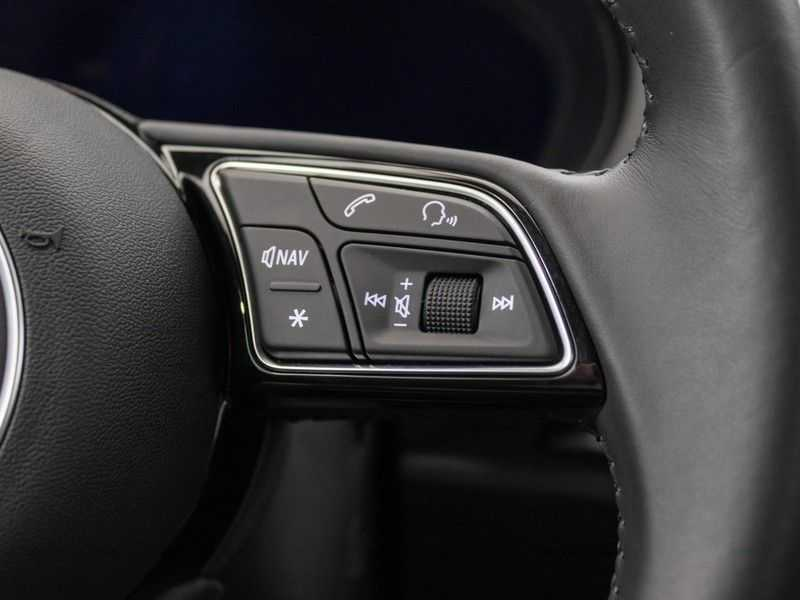 Audi A3 Cabriolet 35 TFSI CoD Sport | 150 pk | Automaat | Virtual Cockpit | Camera | Adaptieve Cruise | DAB | Leder Milano | Keyless-Entry | afbeelding 24