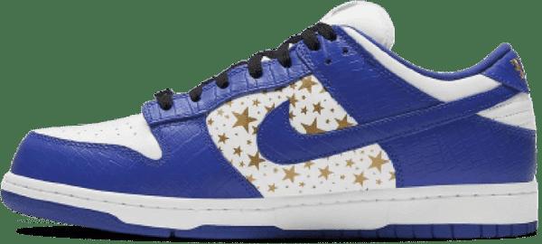 Nike x Supreme SB Dunk Low QS