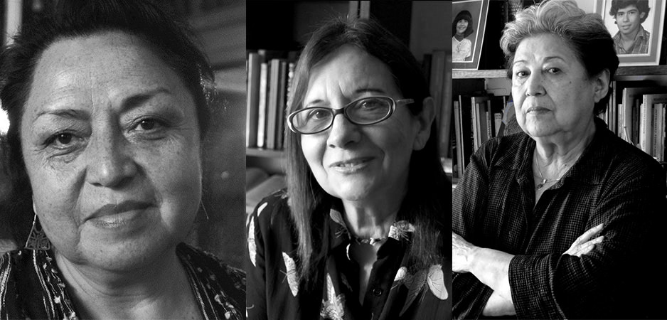 image from Wednesday, March 29, 7pm - KJCC Poetry Series | Three poets from A-Fest: Carmen Berenguer, Graciela Huinao and Carmen Ollé
