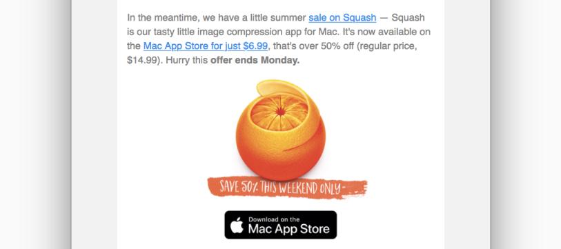 Realmac email 2
