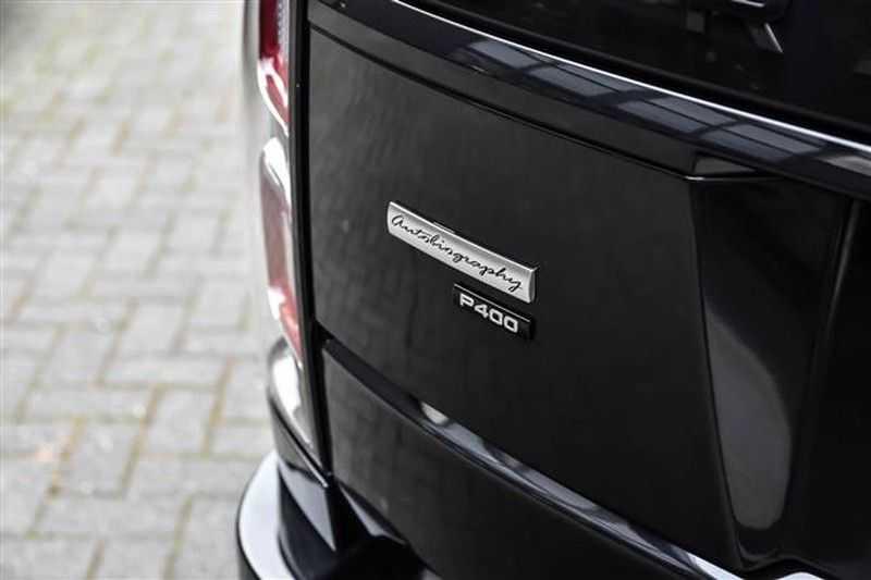 Land Rover Range Rover P400 3.0-V6 AUTOBIOGRAPHY BLACK PACK NP.193K afbeelding 13
