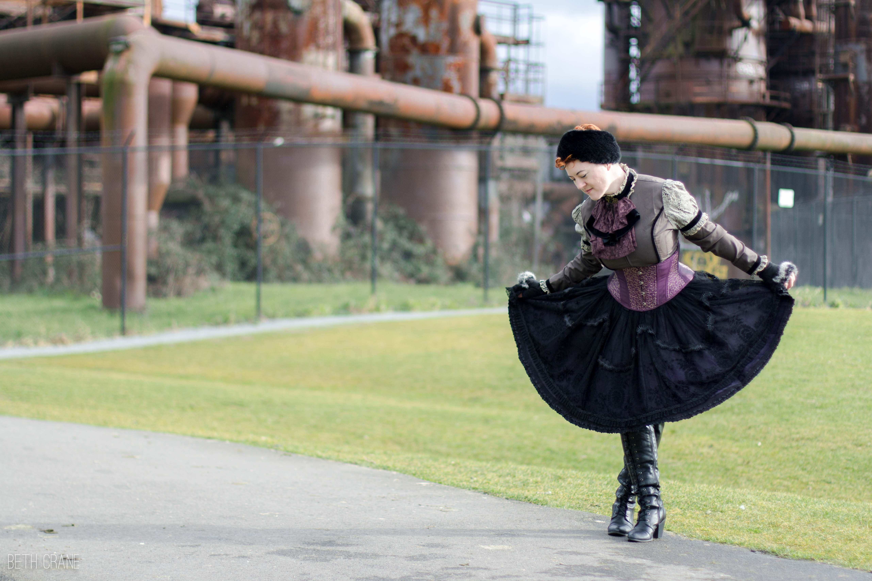 Yevdokia Mashak dresses to inspire