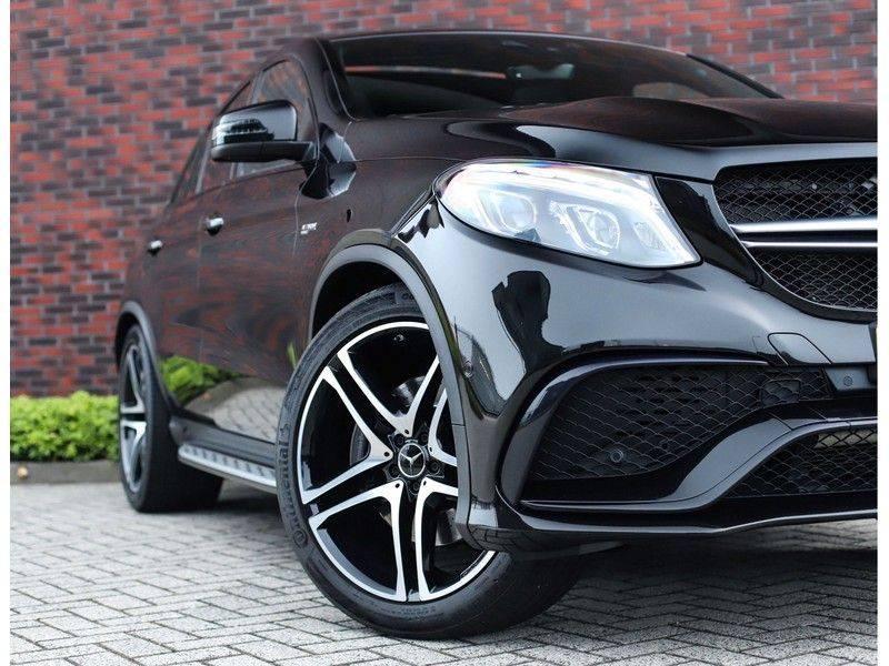 Mercedes-Benz GLE Coupé 43 AMG 4-Matic B&O*TV*Leder*Standkachel*Airmatic*VOL!* afbeelding 2