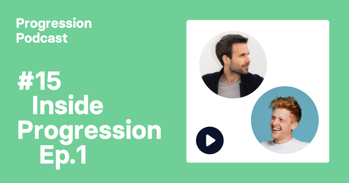 Podcast #15: Inside Progression with Jonny and Neil – teamwork, a new feature and biscuit reviews