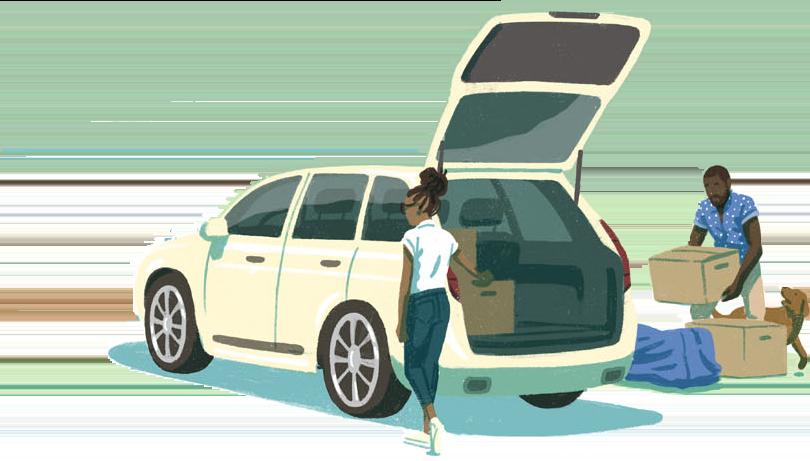 Hometap Car Illustration