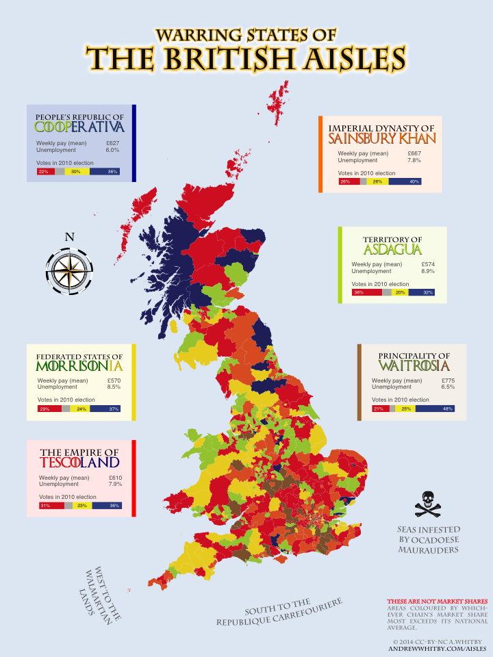 Warring States of the British Aisles