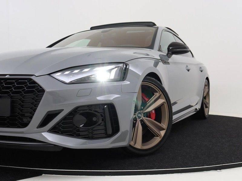Audi RS5 Sportback 2.9 TFSI quattro | 450PK | Panoramadak | Stoelventilatie/verwarming | Bang & Olufsen | Top view camera | Matrix LED Laser | RS Sportuitlaat | 20'' inch brons | Verlengde fabrieksgarantie afbeelding 14
