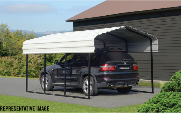 Arrow Steel Carport 10x24