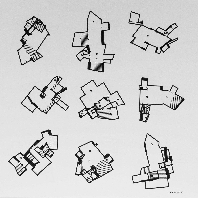 Generative artwork by Anders Hoff