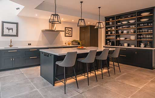 Domestic kitchen, Hove by Method Furniture Makers