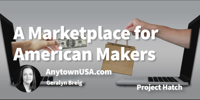 featured image thumbnail for post How We Started the American-Made Marketplace