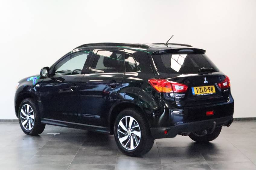 """Mitsubishi ASX 1.6 Cleartec Invite+ Airconditioning Bluetooth 17""""LM Trekhaak 117 PK! afbeelding 4"""