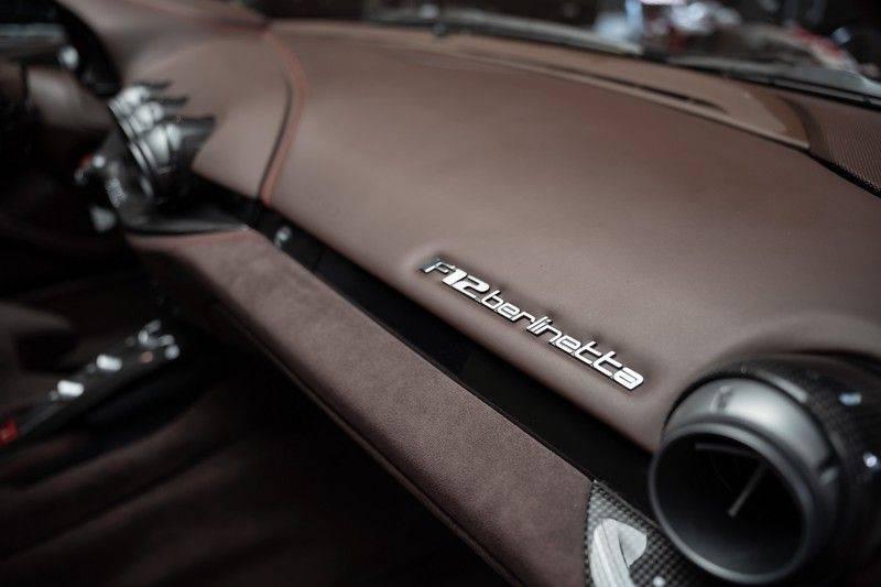 Ferrari F12 Carbon Seats Atelier 6.3 Berlinetta HELE afbeelding 17