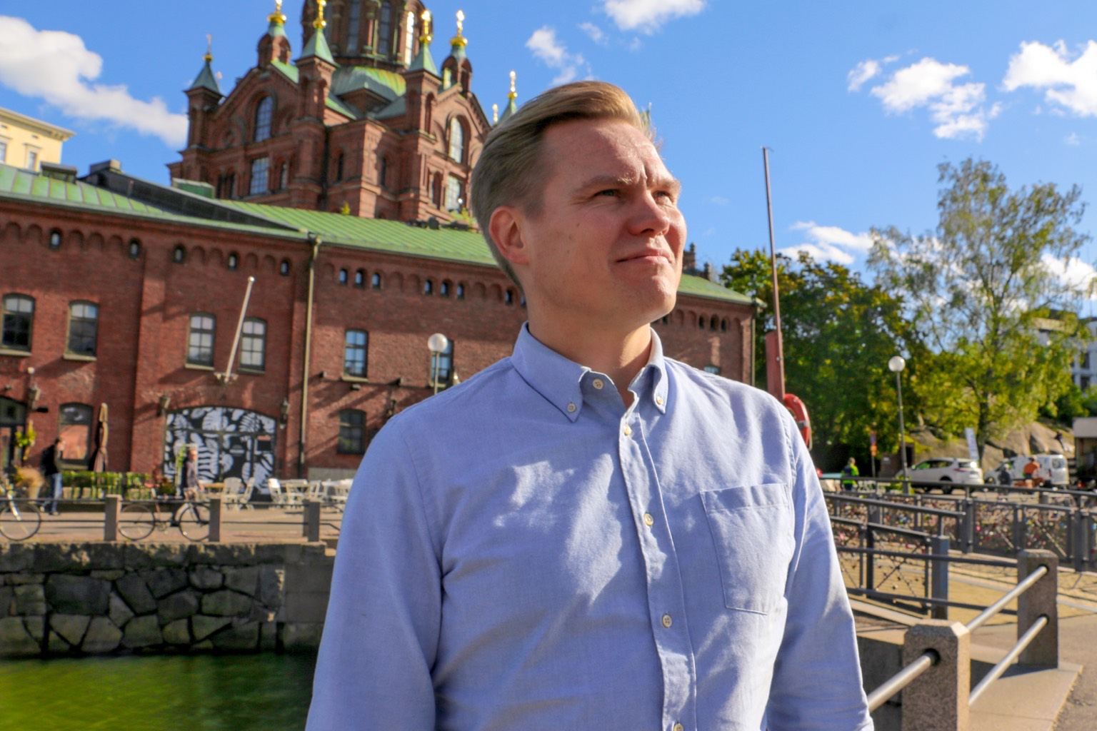 Oskari Kettunen joins Neverthink