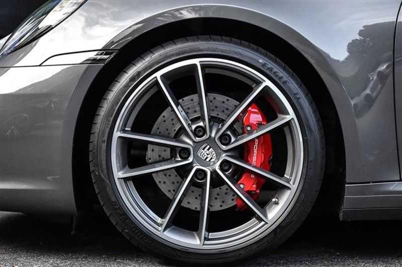 Porsche 911 S CABRIO SPORT CHRONO+SP.UITLAAT+ACC NP.203K afbeelding 17