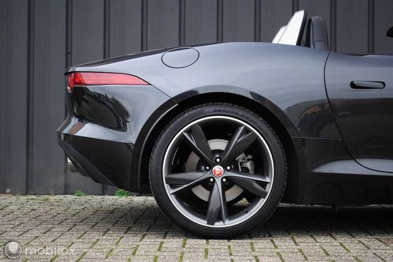 Jaguar F-Type 3.0 V6 Convertible   398 Pk, 500 Nm   Leder   afbeelding 14