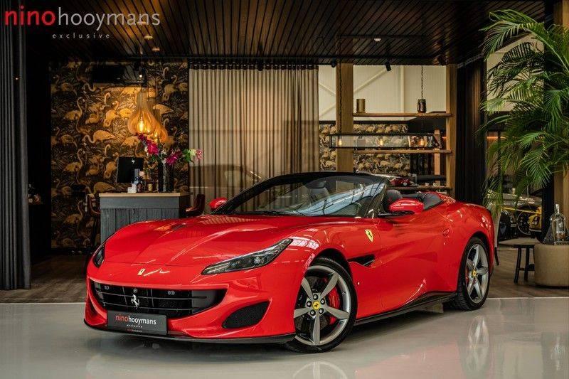 Ferrari Portofino 3.9 V8 HELE   TwoTone Exclusive   Carbon   Passengerdisplay   Memory   Sportstoelen afbeelding 1