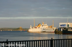 scillonian penzance scilly isles