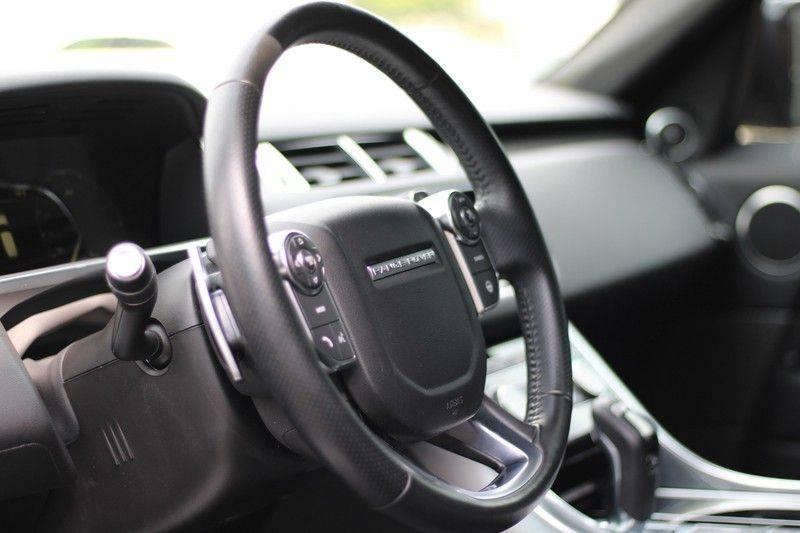 Land Rover Range Rover Sport 3.0 SDV6 HSE Dynamic Pano, Black pack afbeelding 10