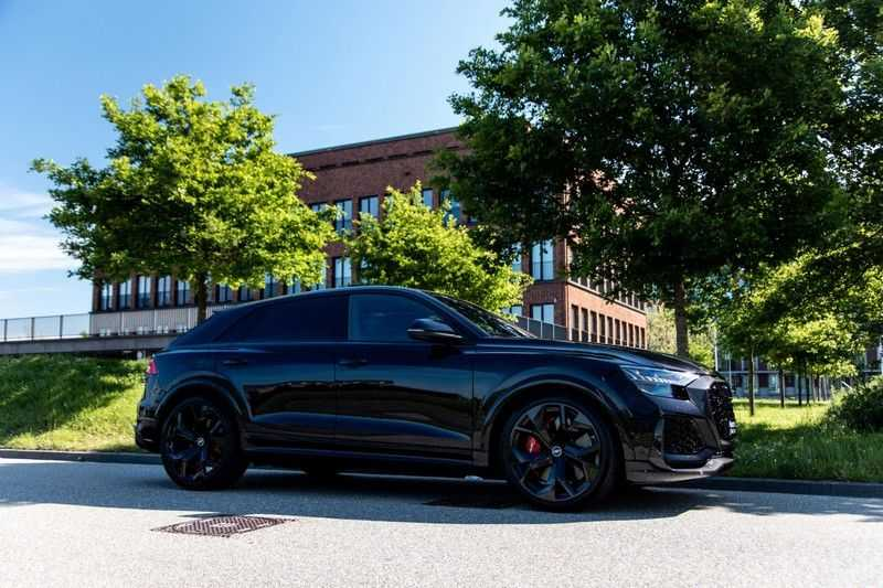 Audi RSQ8 4.0 TFSI RS Q8 quattro RS Dynamic+ designpakket   Carbon Package   360 camera   B&O Advanced   Pano   Beschikbaar vanaf Augustus 2021!! afbeelding 11