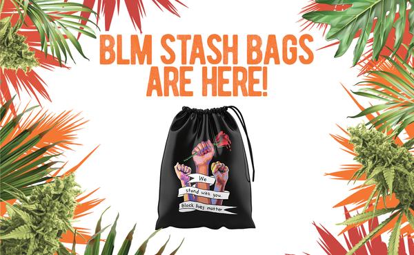 BLM Stash Bags