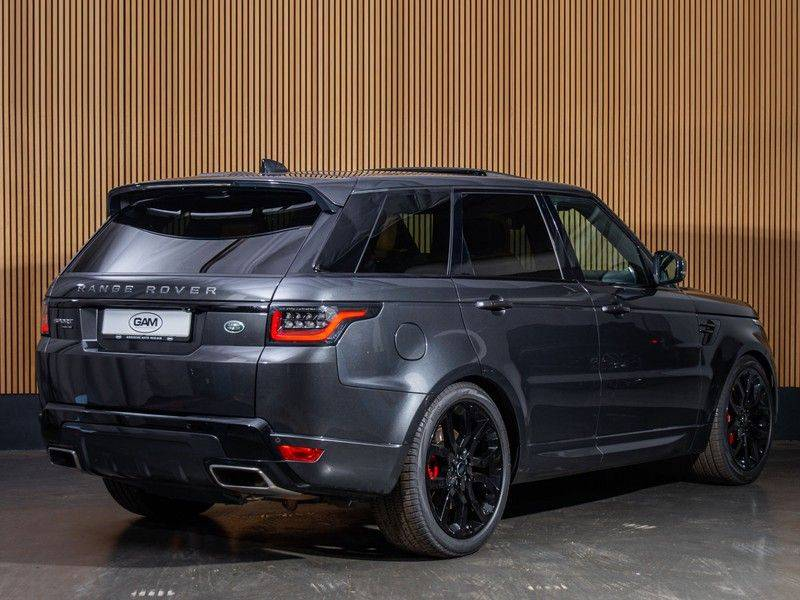 """Land Rover Range Rover Sport 2.0 P400e HSE Dynamic 22"""",PANO,MASSAGE afbeelding 8"""