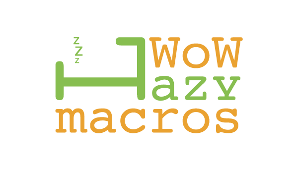 WoW Lazy Macros Logo