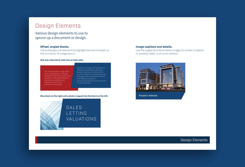 Extra design elements
