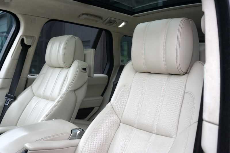 Land Rover Range Rover 4.4 SDV8 Autobiography aut. (nieuwe motor) extreem compleet! afbeelding 19