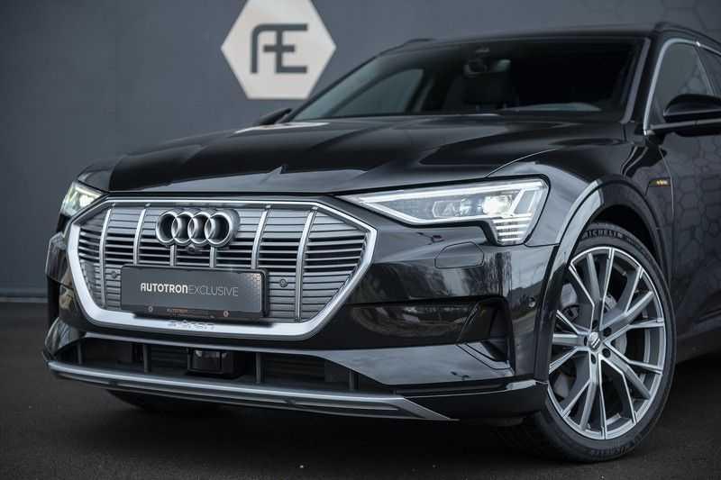 Audi e-tron 55 quattro Advanced Pro Line S 2019 4%+ Excl. BTW+ Full option afbeelding 4