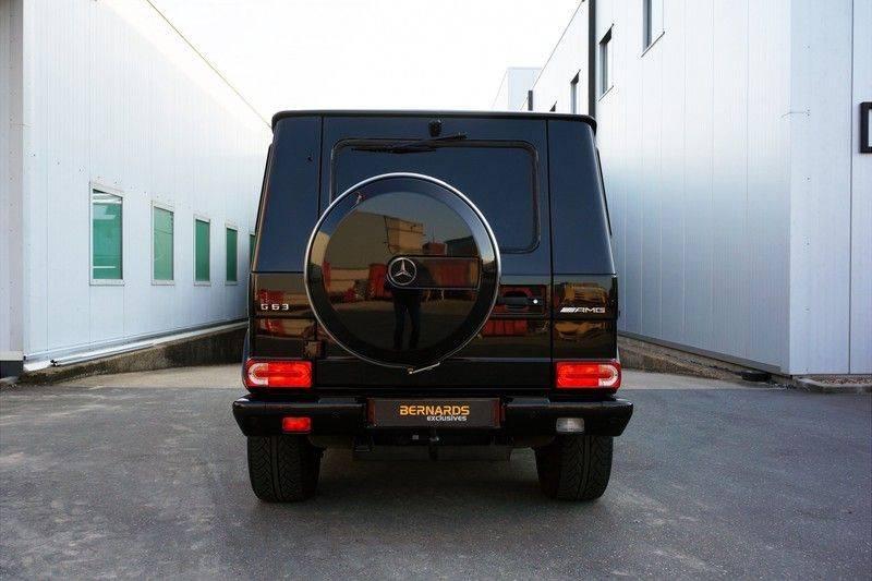 Mercedes-Benz G-Klasse 63 AMG Designo *Orig NL *Sportuitlaat afbeelding 25