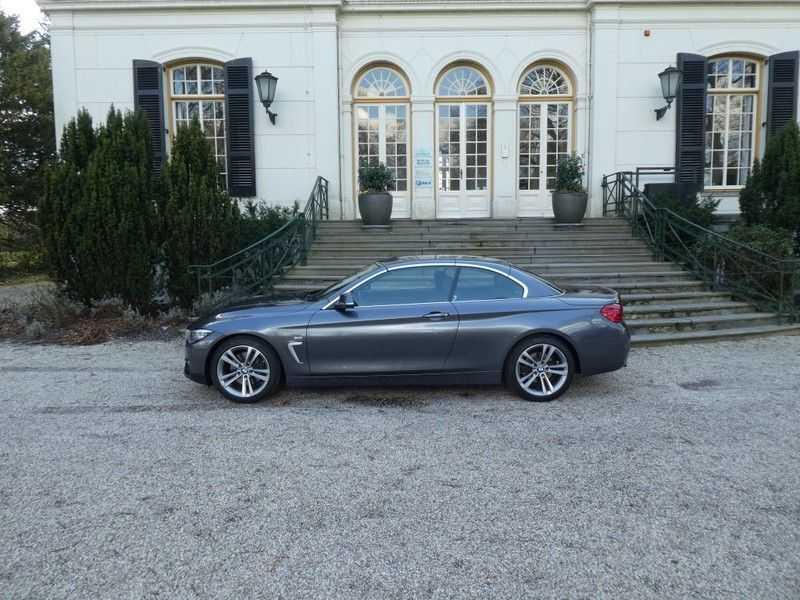 BMW 430i Cabrio, Sportline afbeelding 19