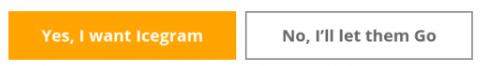 CTA button example