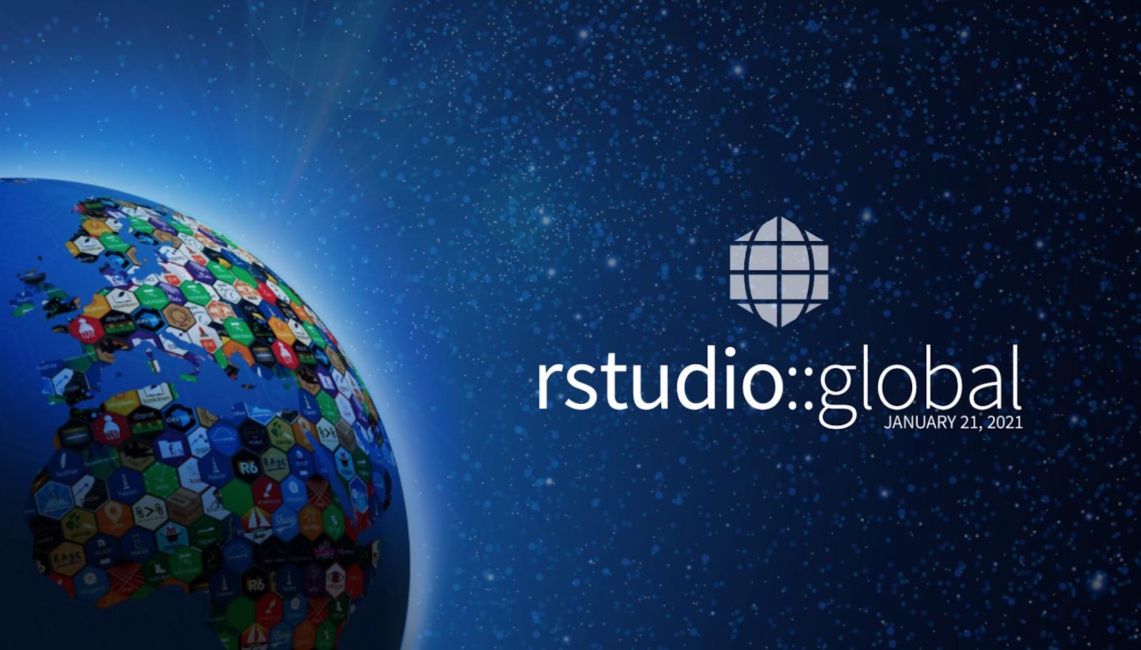 rstudio::global(2021) logo
