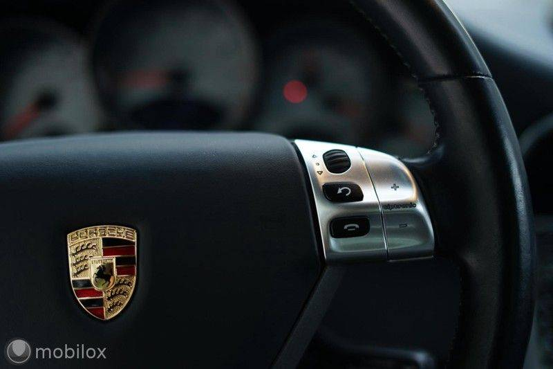 Porsche 911 997 3.6 Turbo   sport chrono afbeelding 19