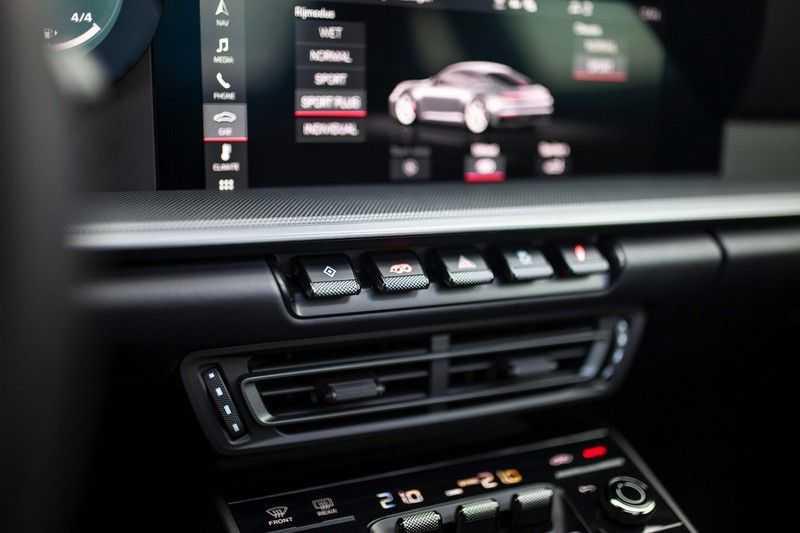 Porsche 911 992 3.0 Carrera S *PASM / Sport Chrono / Sportuitlaat / ACC / Sportstoelen Plus* afbeelding 18