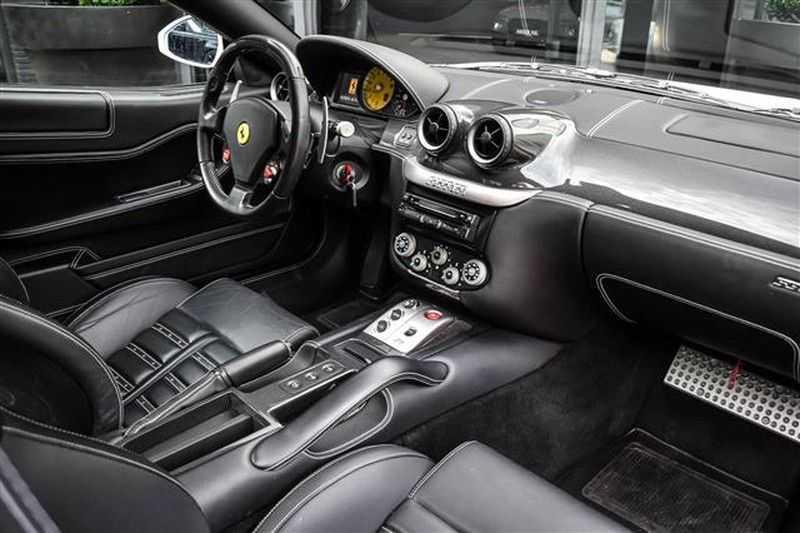 Ferrari 599 GTB NOVITEC+ CERAMIC BRAKES+DAYTONA STOELEN afbeelding 9