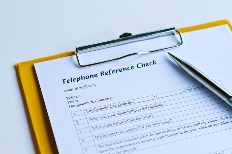 The 10 Best Questions To Ask When Checking References