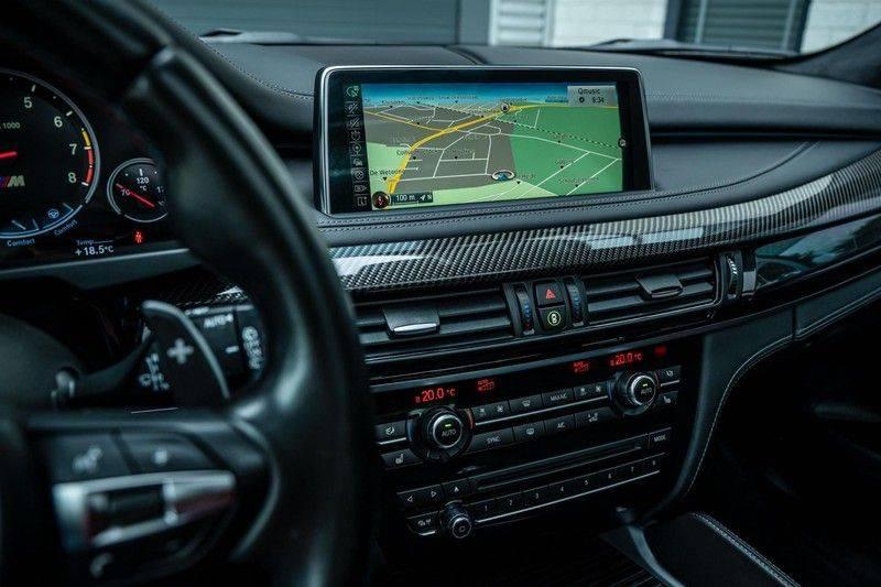 BMW X5 M, 575 PK, Pano/Dak, Leder Merino, Head/Up, Keyless, Soft/Close, Harman/Kardon, Surround View, LED, 22'' Breyton RS, 2016!! afbeelding 6