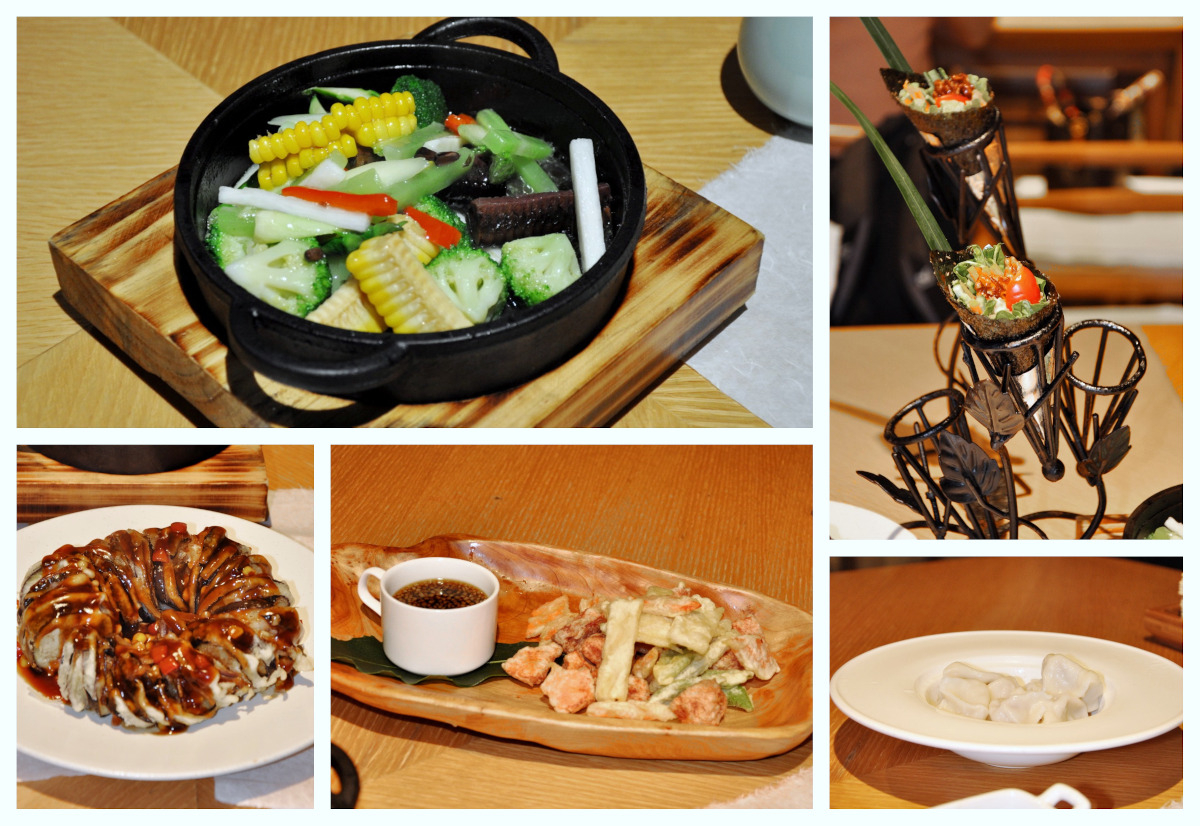 Chongqing Pu Shu Vegetarian