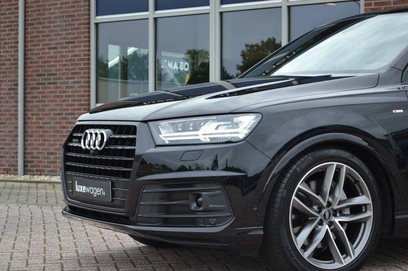 Audi Q7 3.0 TDI quattro 272pk S-Line 7p Pano Lucht Nachtz Trekh 4wielbest HUD ACC 360 afbeelding 21