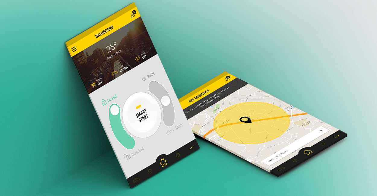 Designing For the Connected Car Experience
