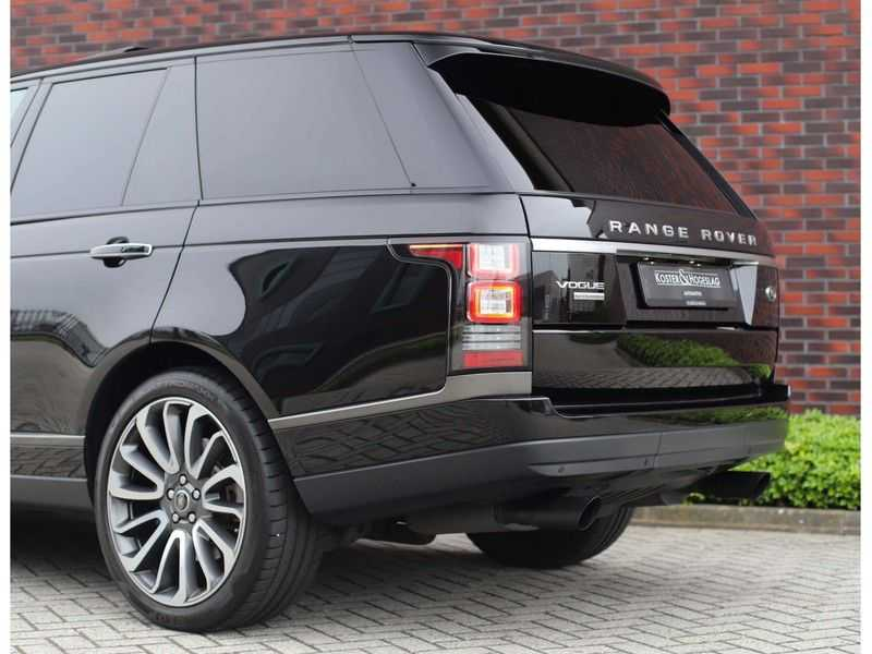 Land Rover Range Rover 5.0 V8 Autobiography *Pano*Camera*Full option!* afbeelding 11