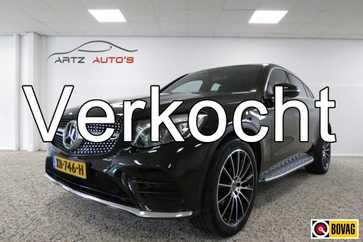 Mercedes-Benz GLC Coupé 250 4MATIC | COMMAND | ILS LED | STANDVER | AMG | S/K-DAK | 20'' LMV