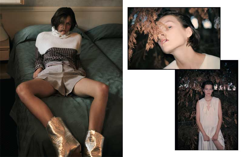 Elisabetta Cavatorta Stylist - Don't mind if you forget me - Adriano Russo - Mia Le Journal