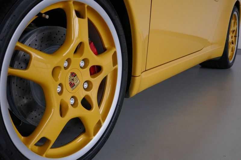 Porsche 911 3.8 Carrera S Handgeschakeld afbeelding 13
