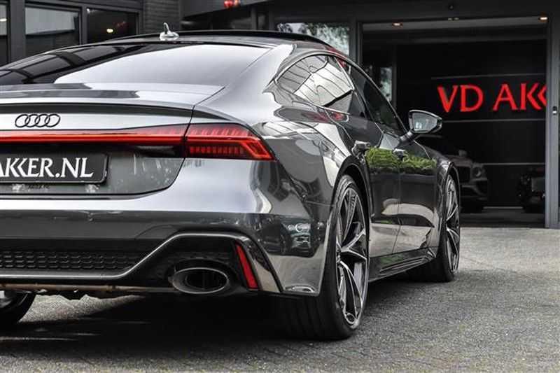 Audi RS7 DYNAMIC PLUS+DESIGNPAKKET+B&O+360CAM. NP.260K afbeelding 16
