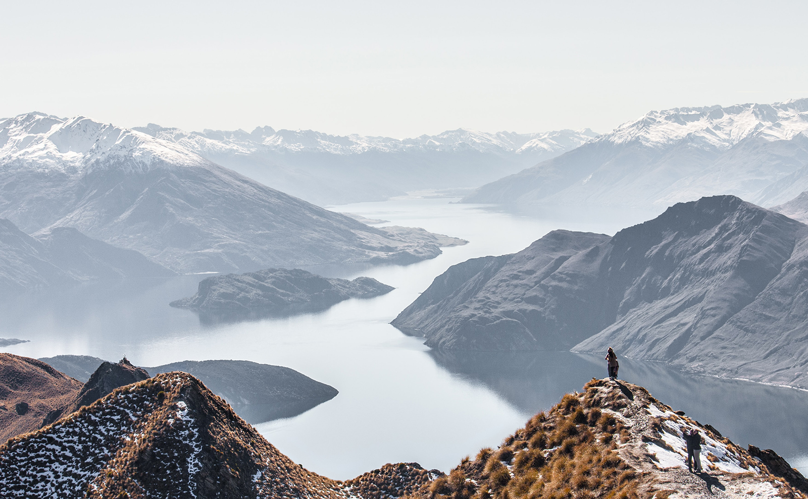 moutains of new zealand