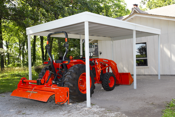 Freestanding Steel Carport