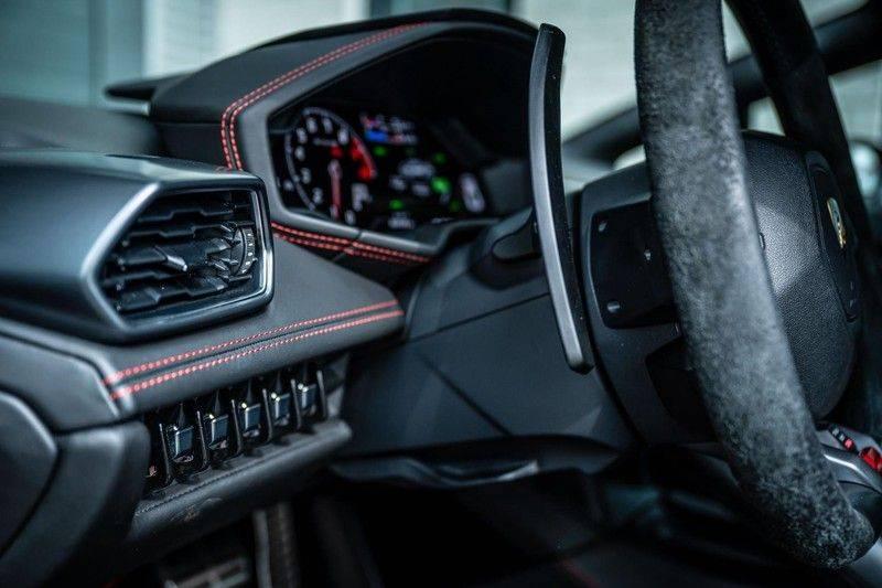Lamborghini Huracan 5.2 V10 LP610-4, 610 PK, Keramiek, Nose Lift, Camera, Stitching, Rear/Wing, 33DKM, 2015!! afbeelding 18